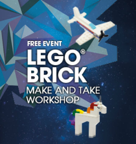 Lego Brick Make and Take Workshop