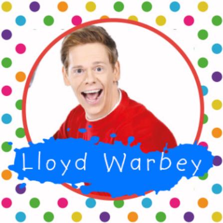 Lloyd Warbey – Disney's Art Attack