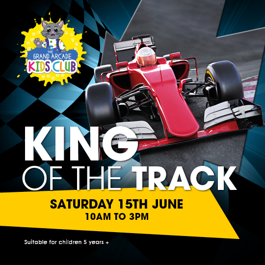 King of the Track