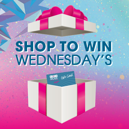 Shop to Win Wednesday's