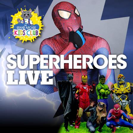 Superhero Live