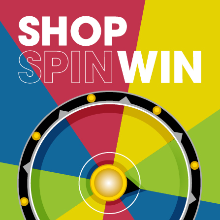 SHOP SPIN WIN T&C'S
