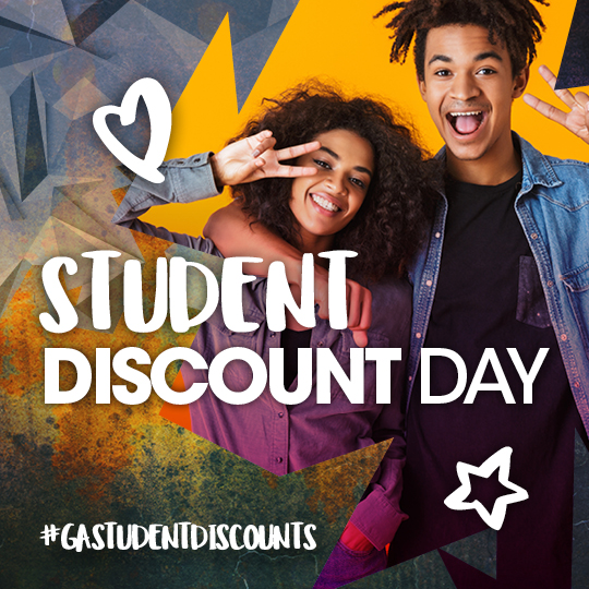 Student Discount Day