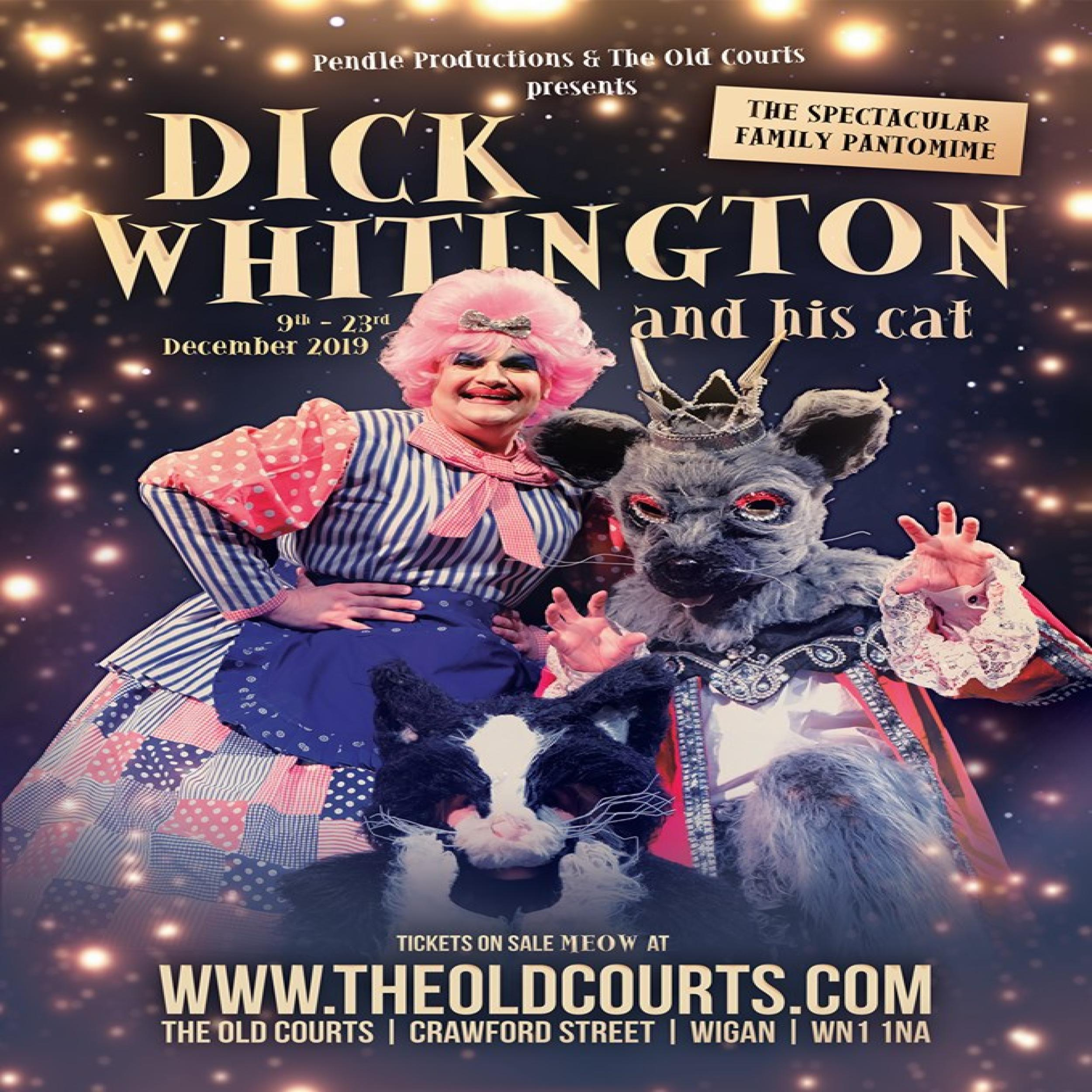 Dick Whittington Panto Giveaway