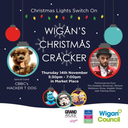 Wigan's Christmas Cracker