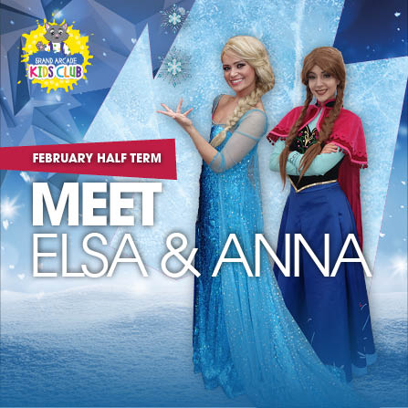 Meet Elsa & Anna
