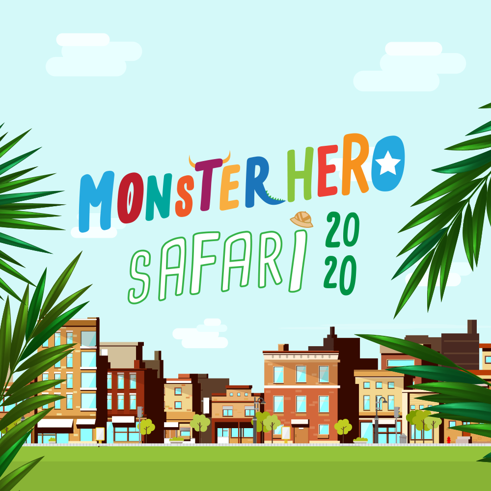 Monster Hero Safari