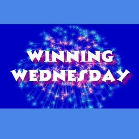 Winning Wednedsay