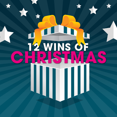 12 Wins of Christmas