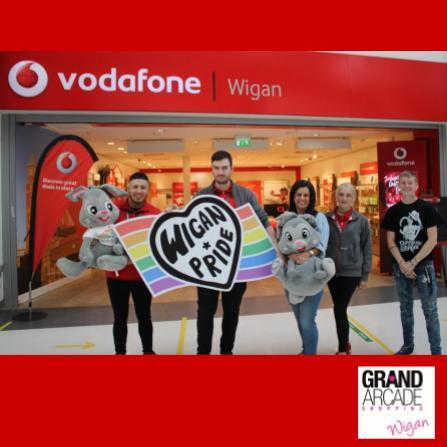 Vodafone Giveaway